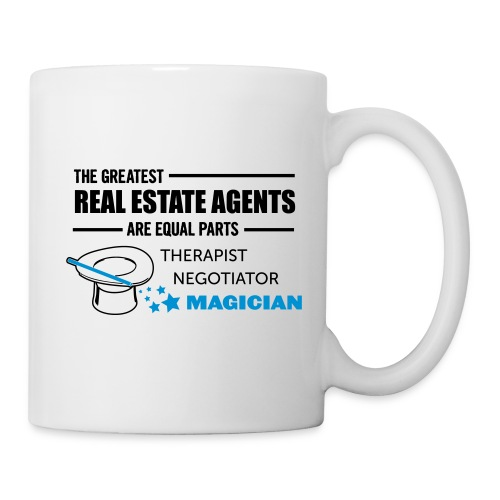 Therapist Negotiator Magician WMug left - Coffee/Tea Mug