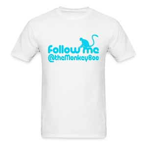 Follow Boo on TwitterMS - Men's T-Shirt