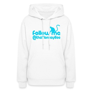 Follow Boo on TwitterH - Women's Hoodie