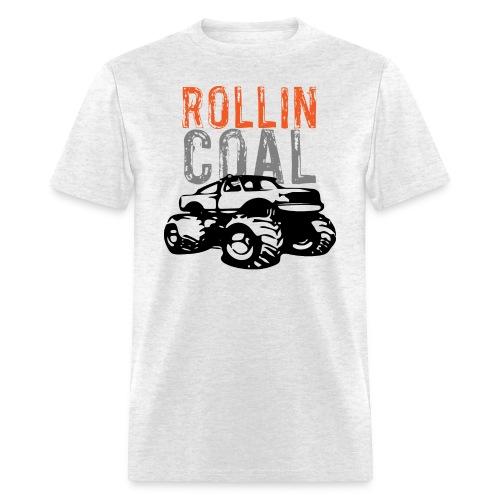Rollin' Coal - Men's T-Shirt