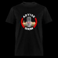 T-Shirts ~ Men's T-Shirt ~ Advise Show Logo