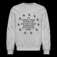 Long Sleeve Shirts ~ Crewneck Sweatshirt ~ Article 100960209