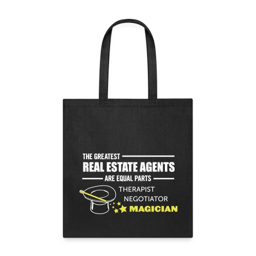 Therapist Negotiator Magician tote - Tote Bag