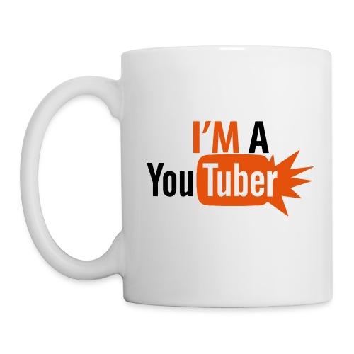 I'm a Youtuber Coffee Mug - Coffee/Tea Mug