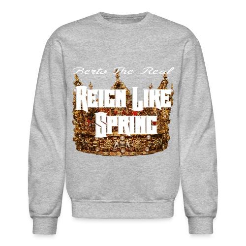 Men's BTR Reign Like Spring - Crewneck Sweatshirt