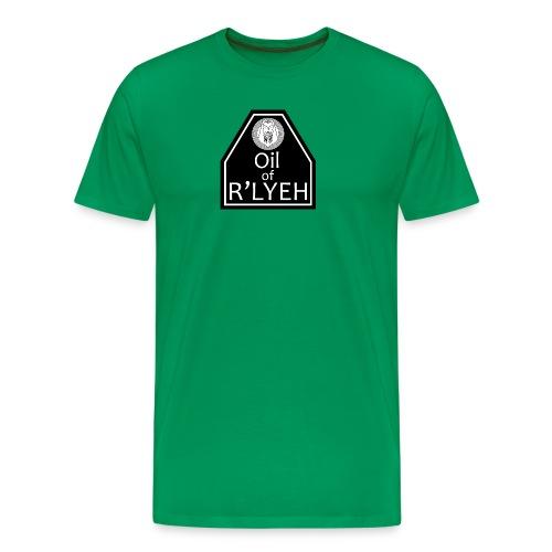 Oil of R'lyeh - Men's Premium T-Shirt