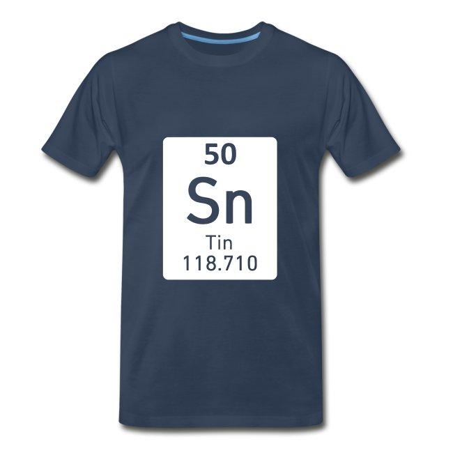 Element:  Tin  (Sn)