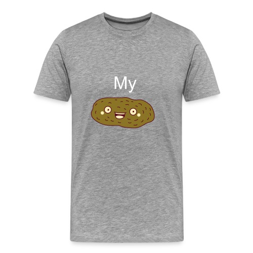 Potato brings the girls - Men's Premium T-Shirt