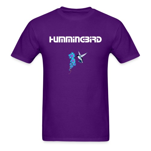 The LIST 360 Animal Testing - Hummingbird - Men's T-Shirt