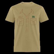 T-Shirts ~ Men's T-Shirt ~ Zookeeper Shirt