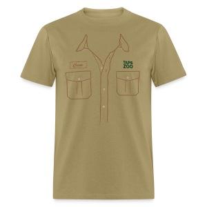 Zookeeper Shirt - Men's T-Shirt