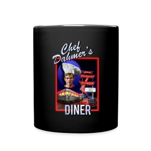 Chef Dahmer's Diner - Full Color Mug