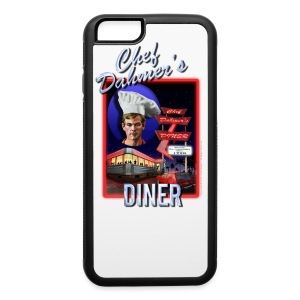 Chef Dahmer's Diner - iPhone 6/6s Rubber Case