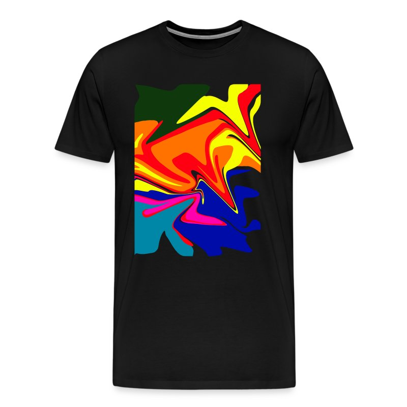 Abstract 2 - Men's Premium T-Shirt
