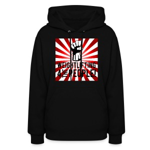 Women's For The People Hoodie - Women's Hoodie