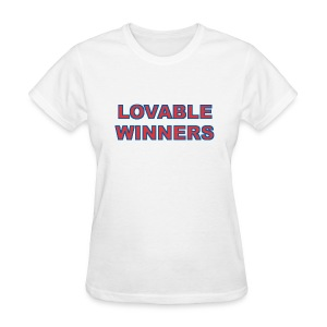 Lovable Winners - Women's T-Shirt