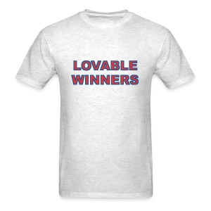 Lovable Winners - Men's T-Shirt