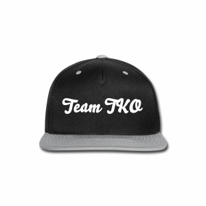 Team TKO Snapback - Snap-back Baseball Cap