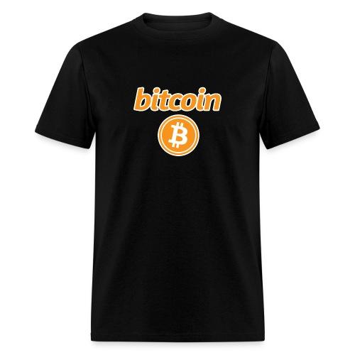 Bitcoin - Men's T-Shirt