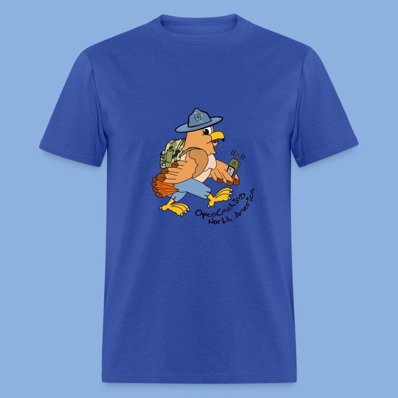 Hank The Hawk 1st Edition Men's Lightweight T-Shirt - Men's T-Shirt