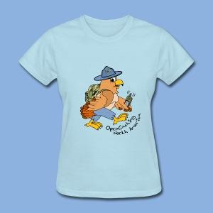 Hank The Hawk 1st Edition Women's Lightweight T-Shirt - Women's T-Shirt