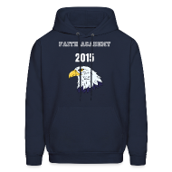 Hoodies ~ Men's Hoodie ~ Class of 2015 Hooded Sweatshirt