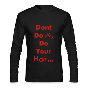 At First Glance - Men's Long Sleeve T-Shirt by Next Level