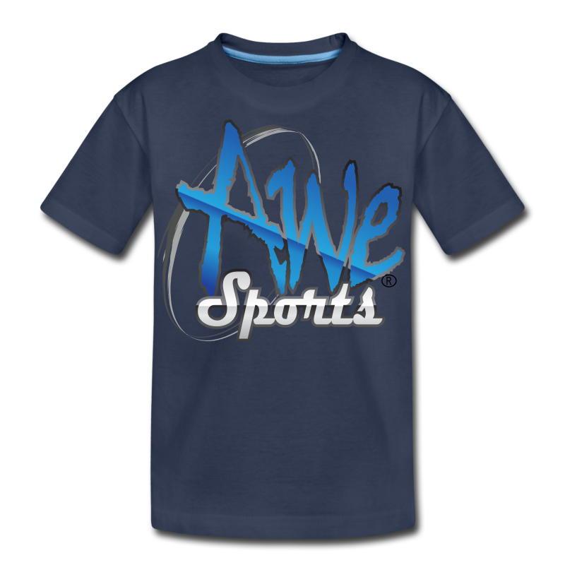 547_Awe-Sports.png - Kids' Premium T-Shirt