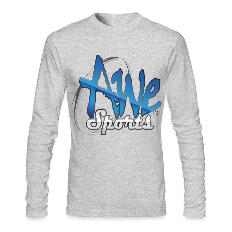 547_Awe-Sports.png - Men's Long Sleeve T-Shirt by Next Level