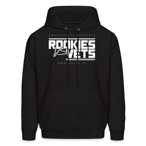 Rookie vs. Vets - Men's Hoodie