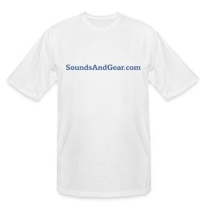 SAG basic tall man tee - Men's Tall T-Shirt