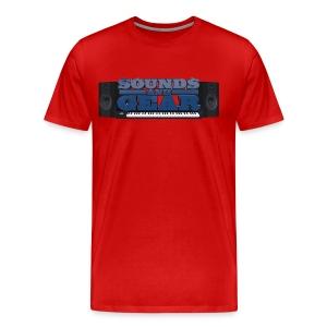 SAG Logo Color Tee - Men's Premium T-Shirt