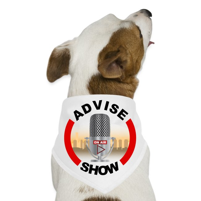 Advise Show Dog Bandana 2