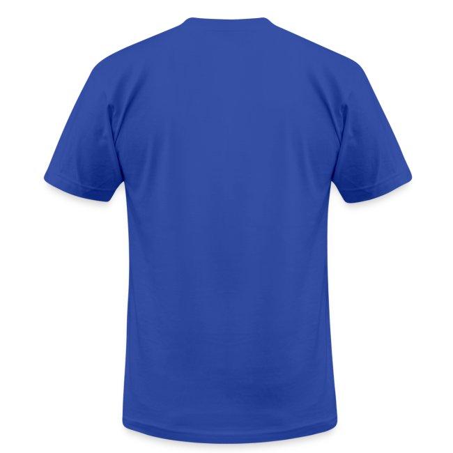 Boss Playa Hands Up Dont Shoot Men's T-Shirt by American Apparel