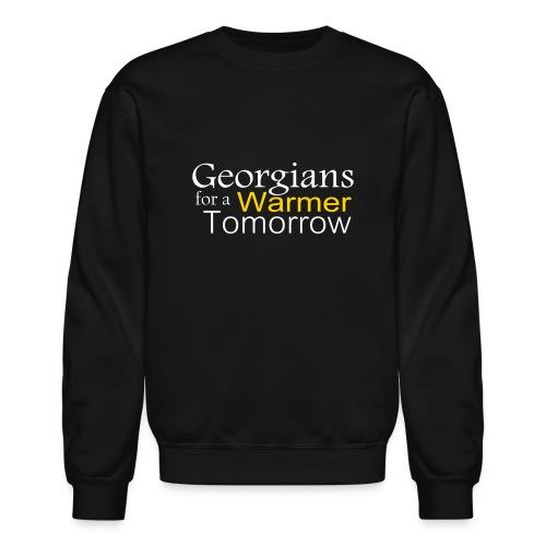 Georgians for Warmer - Crewneck Sweatshirt