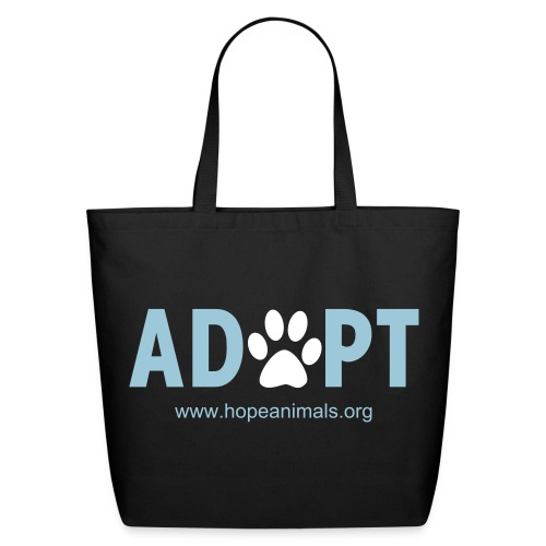 Adopt Tote - Eco-Friendly Cotton Tote