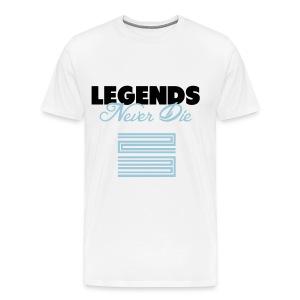 Legend Blue 11s - Men's Premium T-Shirt