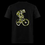 T-Shirts ~ Men's T-Shirt ~ MTB Shirt - Downhill Rider