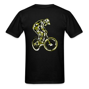 MTB Shirt - Downhill Rider - Men's T-Shirt
