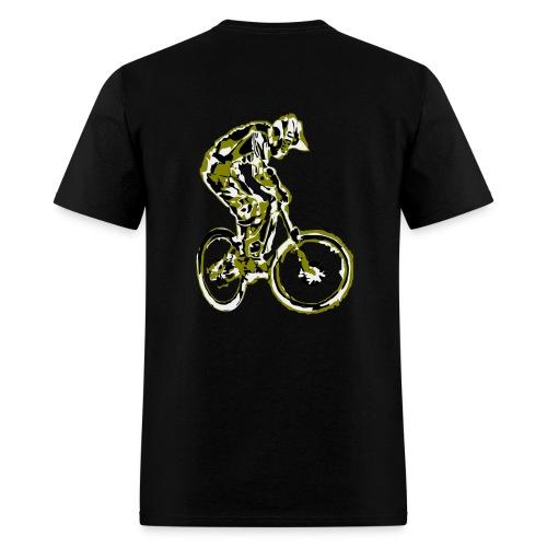MTB Shirt - Downhill Rider - Men's T-Shirt