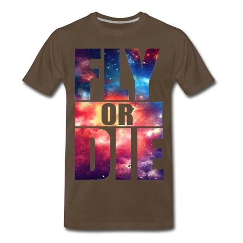 Fly Or Die? - Men's Premium T-Shirt