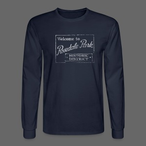 Rosedale Park - Men's Long Sleeve T-Shirt