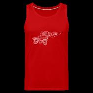 Sportswear ~ Men's Premium Tank ~ Walled Lake Roller