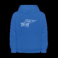 Sweatshirts ~ Kids' Hoodie ~ Walled Lake Roller