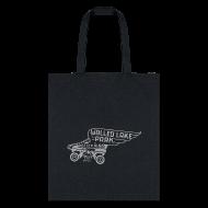 Bags & backpacks ~ Tote Bag ~ Walled Lake Roller