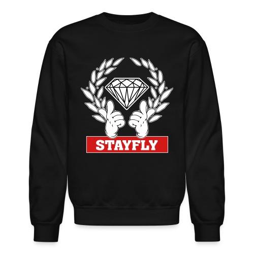 Stay Fly crewneck sweatshirt - Crewneck Sweatshirt