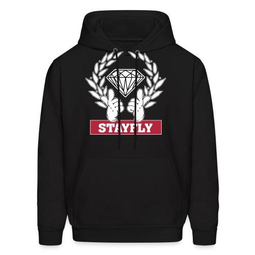 Stay Fly hoodie - Men's Hoodie