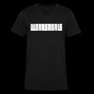 T-Shirts ~ Men's V-Neck T-Shirt by Canvas ~ Warrendale