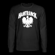 Long Sleeve Shirts ~ Men's Long Sleeve T-Shirt ~ Hamtramck Eagle