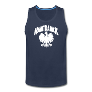 Sportswear ~ Men's Premium Tank ~ Hamtramck Eagle